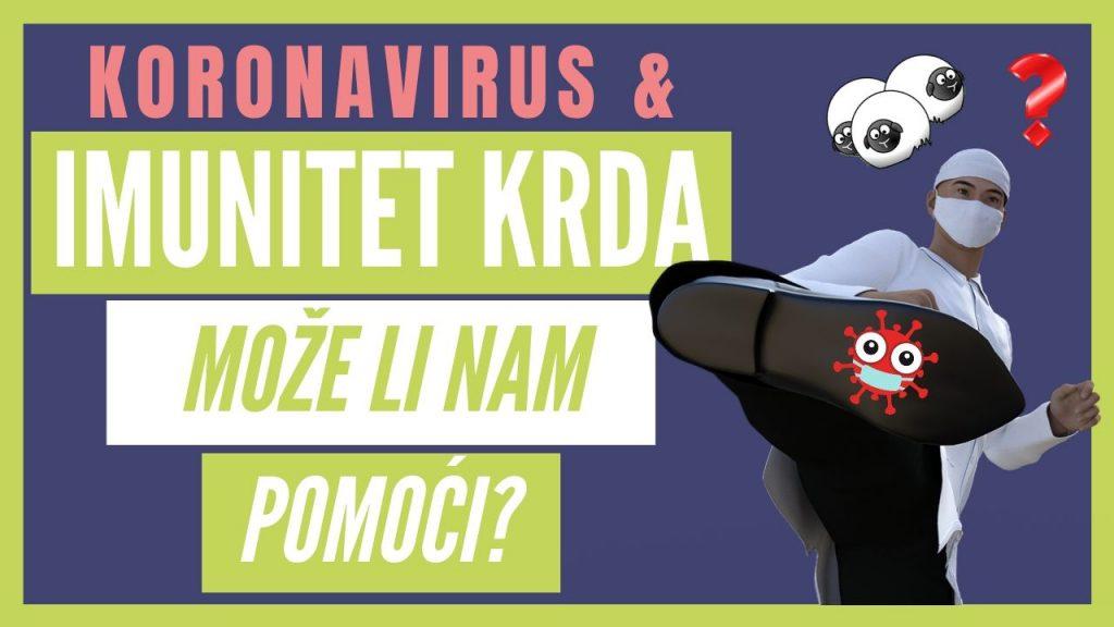 Cove članka Što je imunitet krda i kako može utjecati na koronavirus ako se postigne odgovarajući postotak